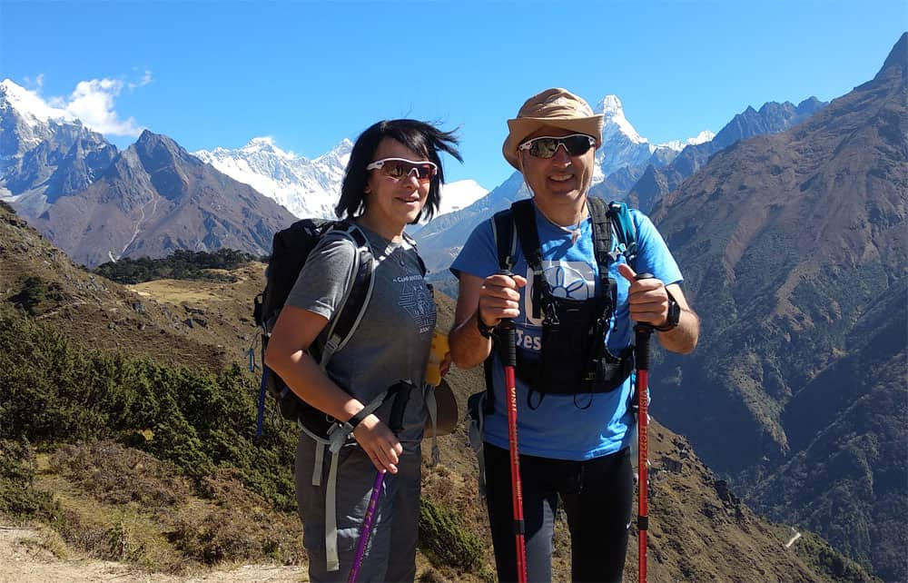 Itinerary and trek details for Everest Base Camp
